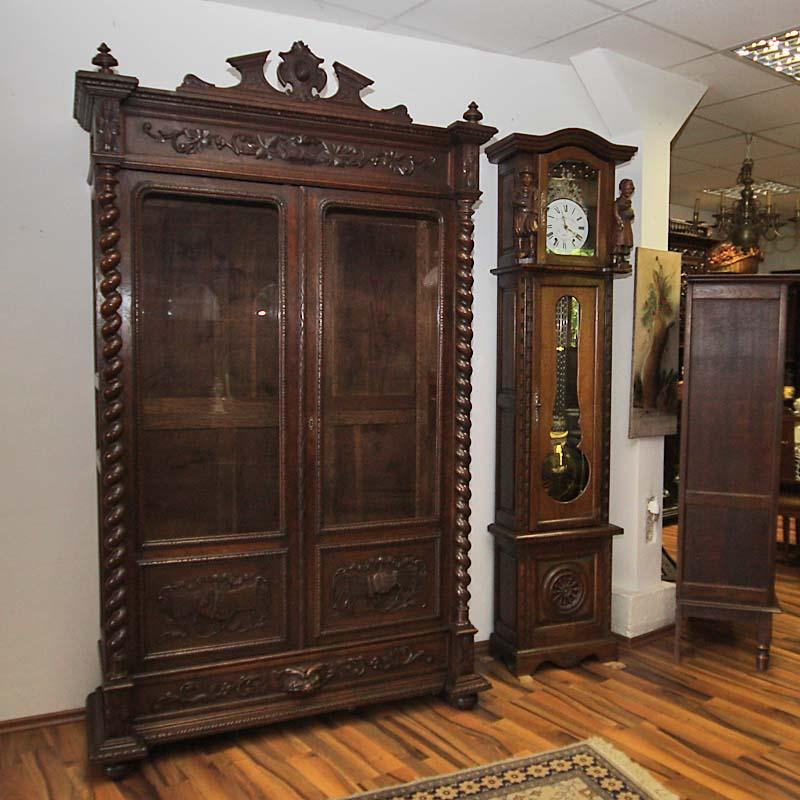Schränke antik, Vitrinen antik - Antik la Flair - Antike Möbel und Antiquitäten-Ramstein ...