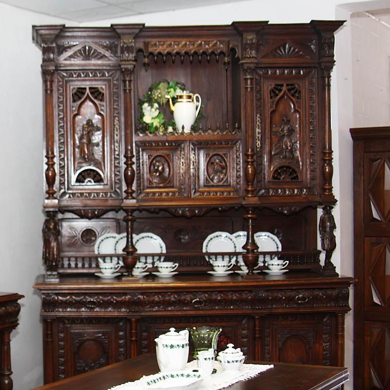 Schränke Antik Vitrinen Antik Antik La Flair Antike Möbel Und